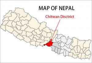 Chitwan_district_location