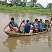 boat ride Chitwan National Park