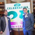 Mr. Prakash Pant(Head of Administration) and Mr. Raju Baidhya (Country Manager of Jagadamba Plastic)